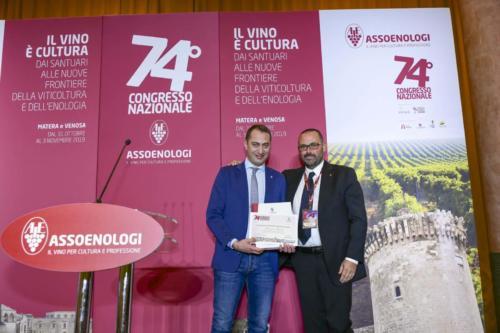 Assessore Politiche Agricole Regione Basilicata Francesco Fanelli e Massimiliano Apollonio