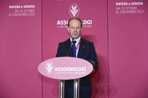 Paolo Brogioni - Direttore Assoenologi